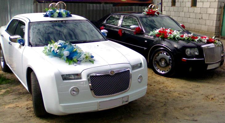 Дверьми эксклюзивные авто на свадьбу